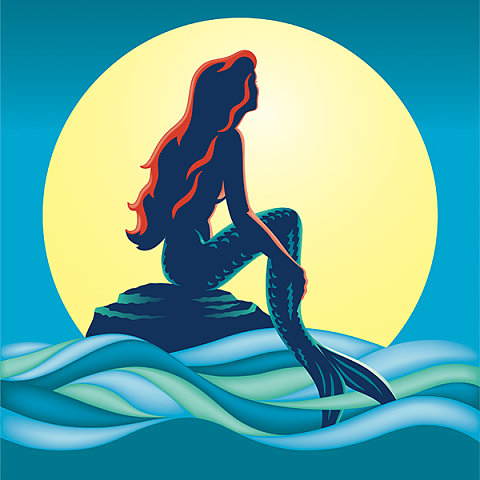 The Little Mermaid - October 2016